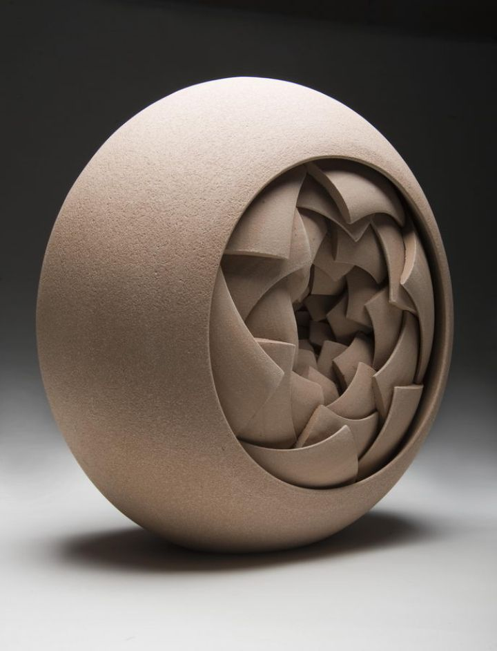 Matthew Chambers: Bud II - Fragmentation Series – Ceramics Now