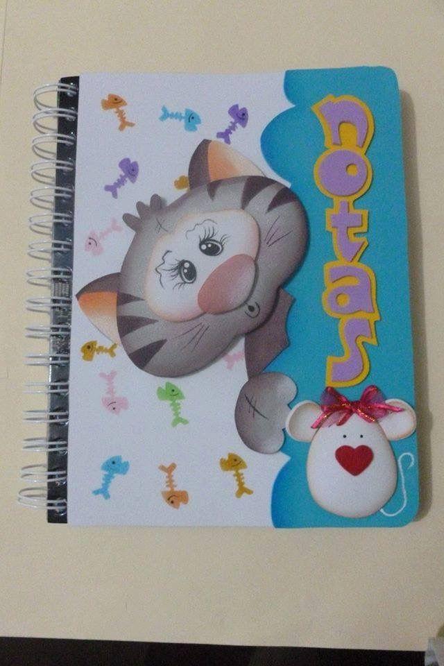 Foamy cuaderno