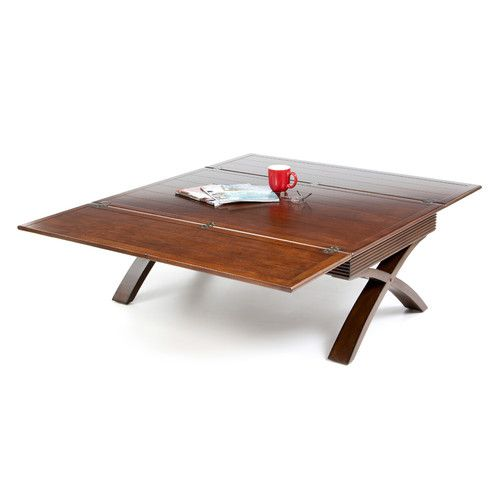 Magnussen Furniture Bali Coffee Table With Lift Top On Wayfair
