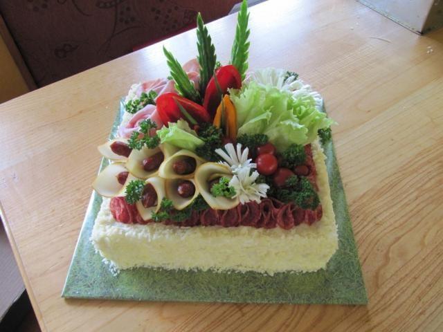 Slané | dorty od mámy- další dorty