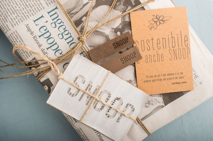 The oldest newspaper become hagtag! Try our accessories made by recycled materials.