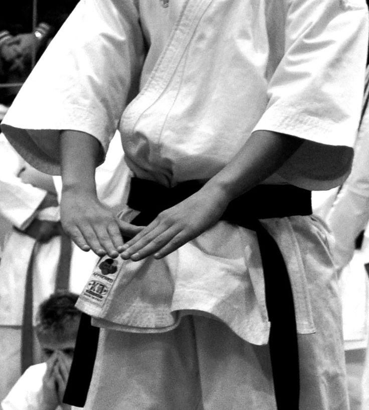Karate:空手 is not a combat sport. It's a way of life. It's a kind of faith.