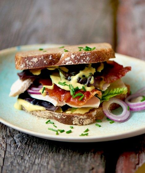 Living sandwich scandinavia Hanne Fuglbjerg Fotograf lunch