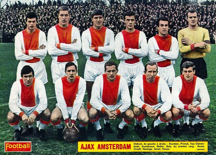 1967 Ajax Amsterdam