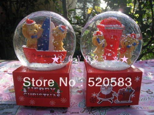 Goedkope Teddybeer kerstcadeau ideeën crystal ball roterende muziekdoos sneeuw bloem, koop Kwaliteit kristal ambachten rechtstreeks van Leveranciers van China: geen dooswelkom retail en groothandel!laagste prijs! Top kwaliteit!u Kunt verschillende items samen;verzending1. Gratis