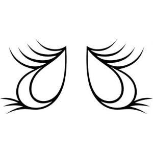 Carimbo de olhos M