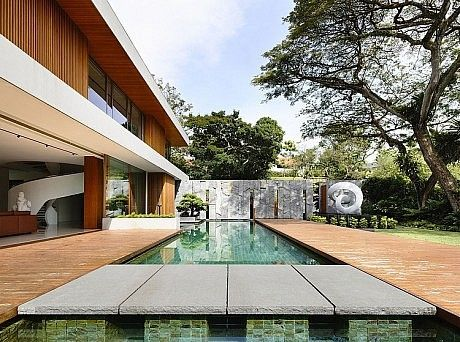 65BTP House by ONG&ONG   HomeAdore