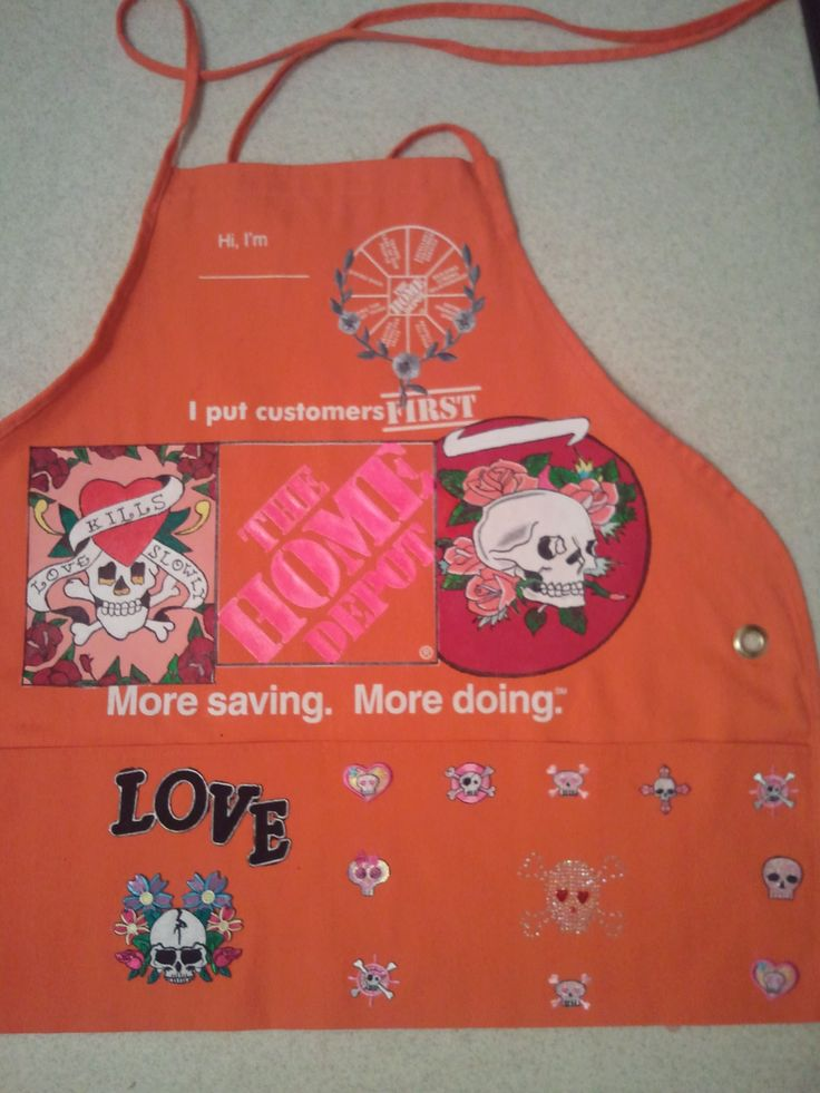 Home Depot Apron Art Pictures To Pin On Pinterest Pinsdaddy