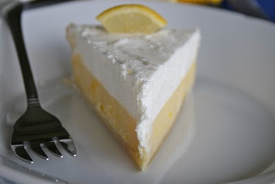 Lemon Cream Pie | Pies, Cheesecakes | Pinterest