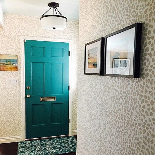 Foyer Paint Kit : Best leopard skin paint a pillow kit images on pinterest