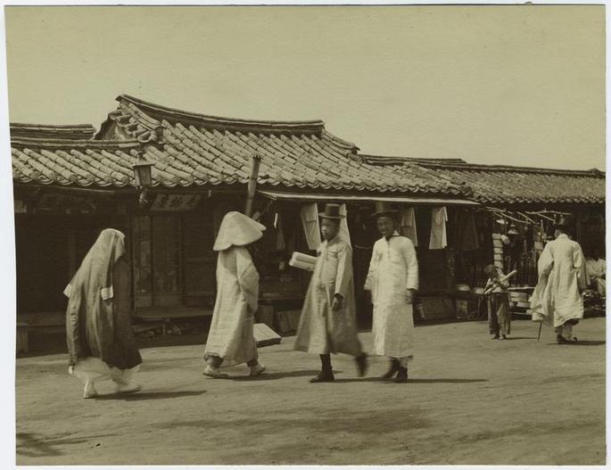 일제 초기, 조선 시대상 담은 기록물들 : 화보 : 포토 : 한겨레