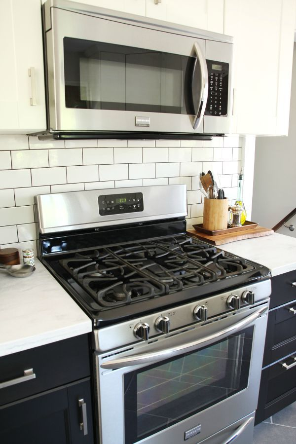 Countertop Microwave Ikea : ... about cabin. on Pinterest Cornwall, Ikea kitchen remodel and Cabin