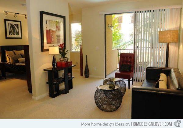 23 Desain Interior Ruang Tamu Kecil Sederhana Namun Menawan ~ Sealkazz Blog