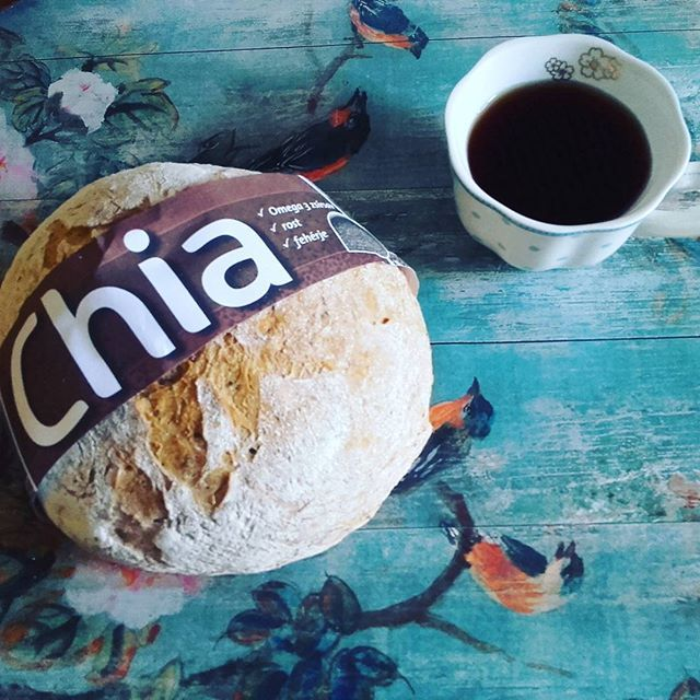 Low-Carb-Chia-Brot    Super einfach und lecker!!! #chia#chiabread #chiabreakfast#fitness