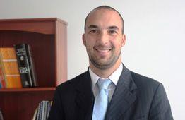 Prof. Carlos Alberto Díez Fonnegra, Decano de la Facultad de Matemáticas e Ingenierías y Director del Programa de Matemáticas
