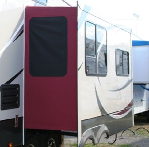 Tips on maintaining RV slideouts and stabilizers