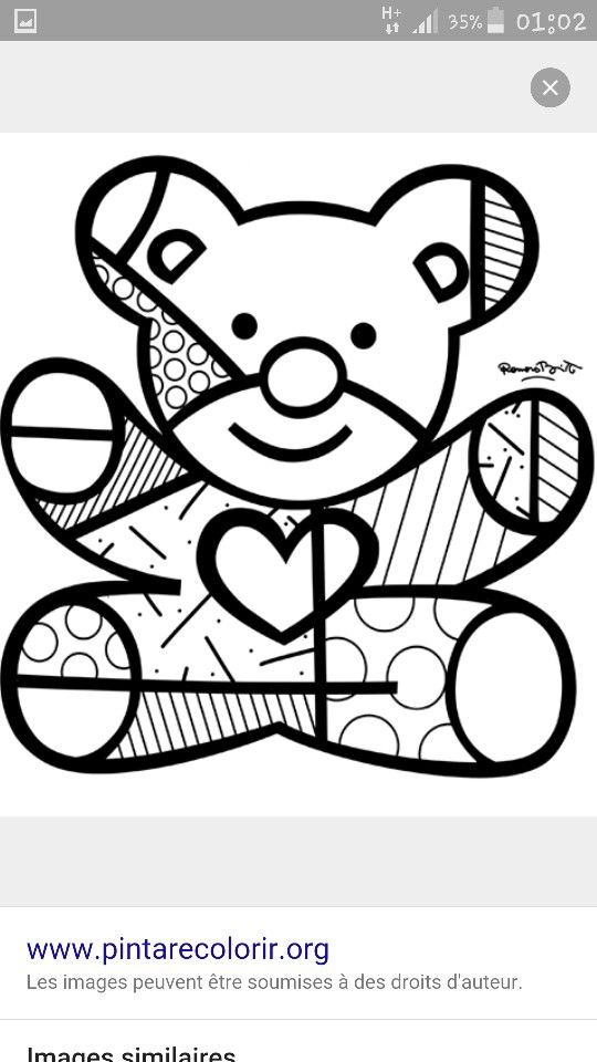 Préférence 7085 best Kunst voor kinderen images on Pinterest | Romero britto  QQ46