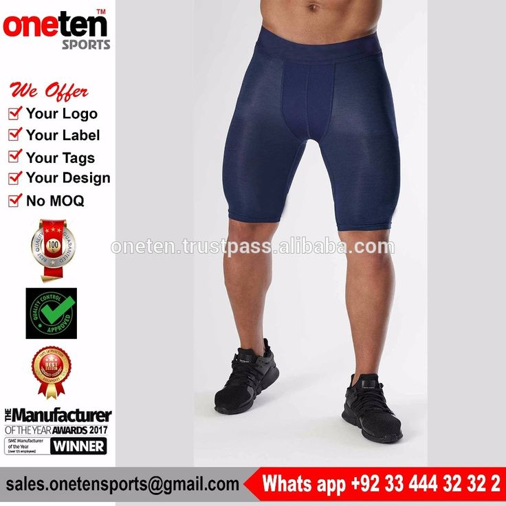 men's bodybuilding running shorts classic shaper bottom compression fitness Baselayer Shorts - Gym Shorts - Men Gym wear