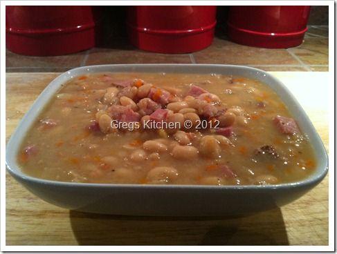... about Soup on Pinterest | Soups, Ham and bean soup and Bacon soup