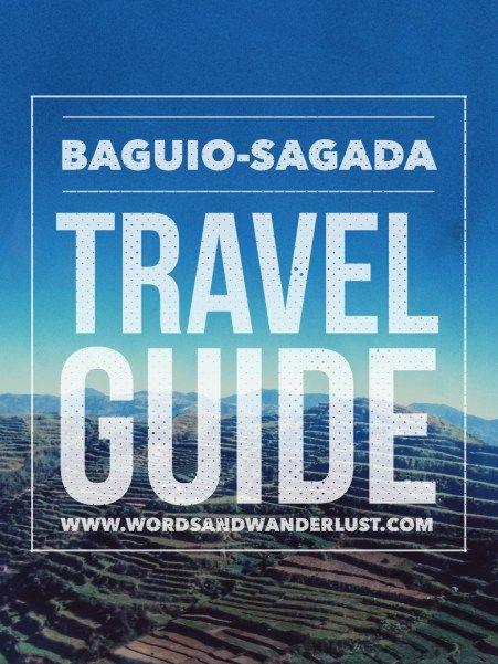 Baguio - Sagada Travel Guide | Words and Wanderlust