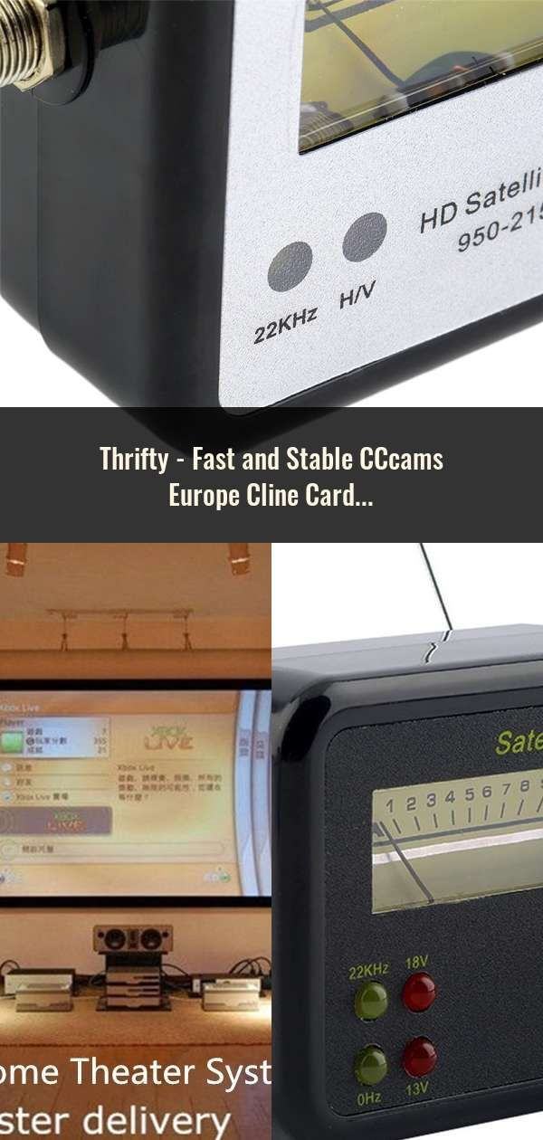 Fast and Stable CCcams Europe Cline Card Mgcam Oscam Cline for VU+