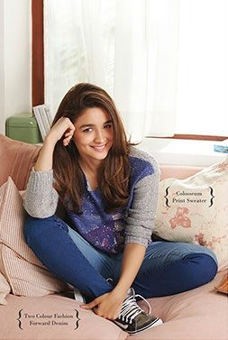 Alia For Jabong
