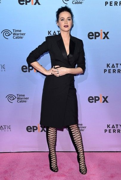 Katy Perry in 'Katy Perry: The Prismatic World Tour' World Premiere