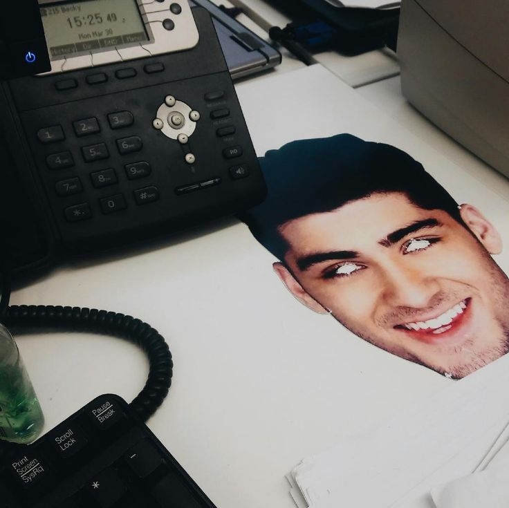 A discarded zayn mask found at teapigs HQ. How did it come to this