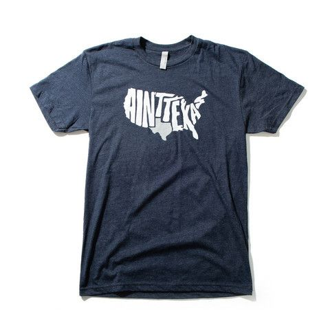 Ain't Texas T-Shirt from Longhorn Fashions