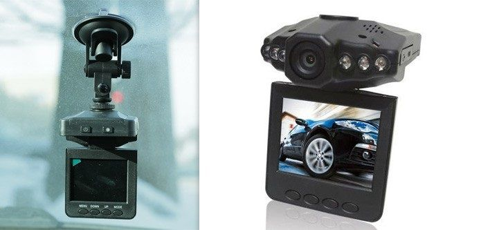$29 for a Portable DVR HD Car Dashboard Camera - Tax Included ($99 Value)