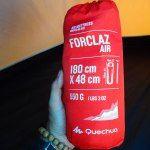 Um review do isolante inflável Forclaz Air, da Quechua. Ele foi comprado no final do ano e testado durante 15 dias de viagem, dos quais 7 foram durante a Volta da Ilha Grande e o restante em campings em Paraty e na Praia do Sono. Veja com ele se saiu.Quem ...