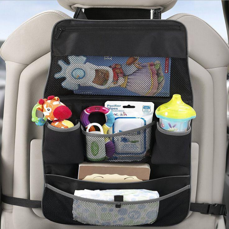 Baby stroller Storage bag stroller accessories diaper bag Mummy bag  Feeding bottle bag Car Seat Organizer