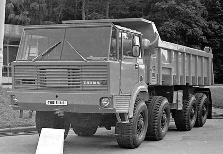 Tatra T813 8x8 S1