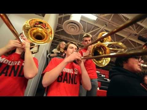 Mount Si High School Band Promo Video - YouTube