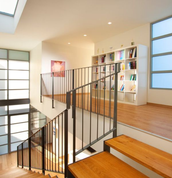 40 Trending Modern Staircase Design Ideas And Stair Handrails: 17 Best Images About Stairs On Pinterest