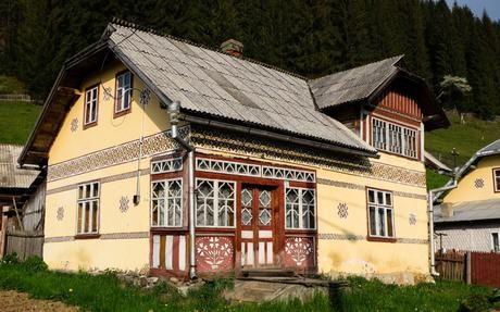 Ciocanesti Village
