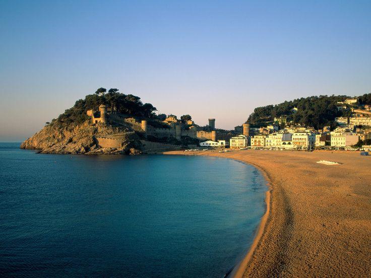 Tossa de Mar, Spain.... ahhhh...