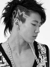 cool Korean Boy Hairstyle 2017
