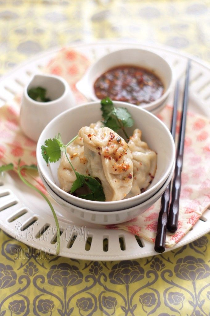 Yum!  A taste of our Nepali home - Momo: The Himalayan Dumplings | eCurry - The Recipe Blog