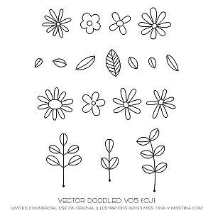 Vector Doodled Vo5 {CU}