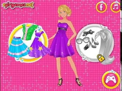 awesome Мультик игра Барби: Мода для колледжа (Barbie College Fashion Challenge)