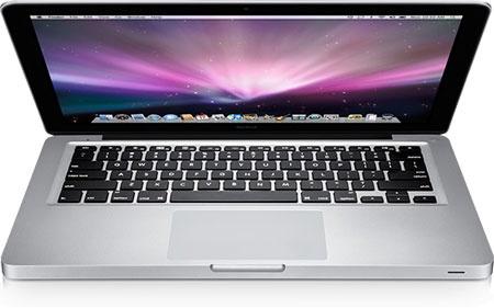 MacBook Pro. Great design. No problems.
