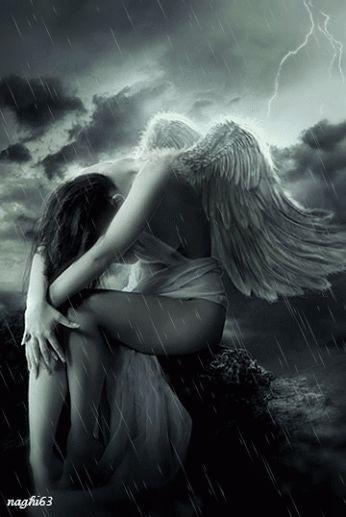embora seja este ser desprezível sou apenas um anjo tentando encontrar o caminho de volta para casa