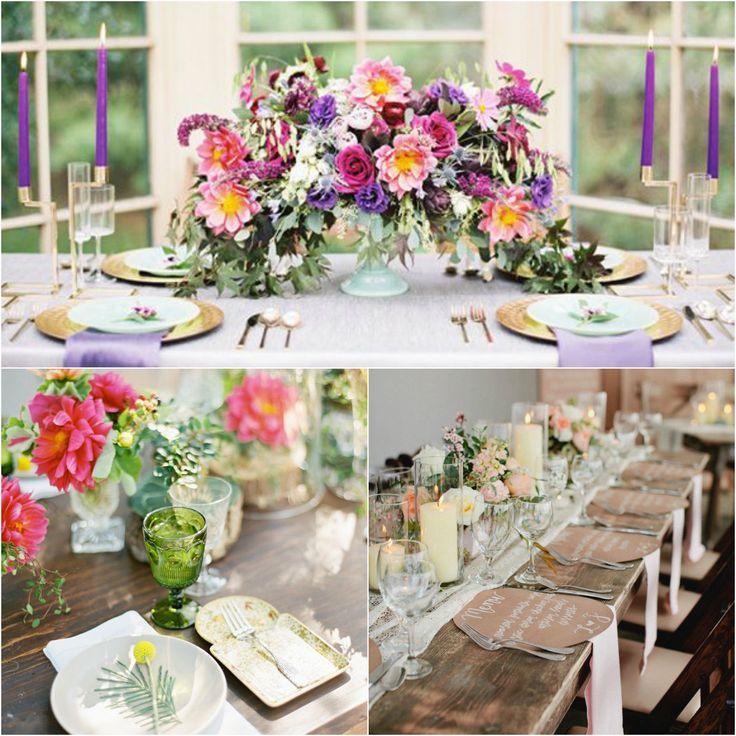 #weddingday #weddingdecoration #weddingcelebration #kamzakrasou Nádherná svadobná výzdoba stolov