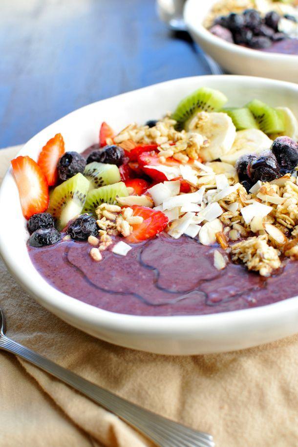 Acai Bowl #smoothie #acai #breakfast