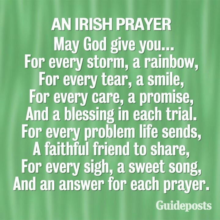 Image result for St Patrick's Day Prayers