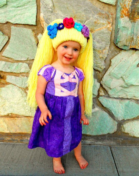 Rapunzel Wig by YumbabY, $44.95