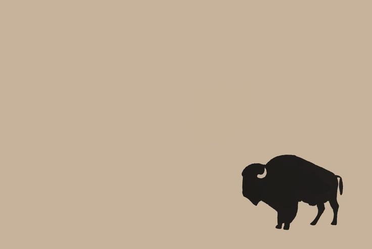 another new little buffalo business card!