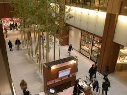 六本木ミッドタウン - Roppongi Midtown. Nice shopping mall. There's a good dashi store.