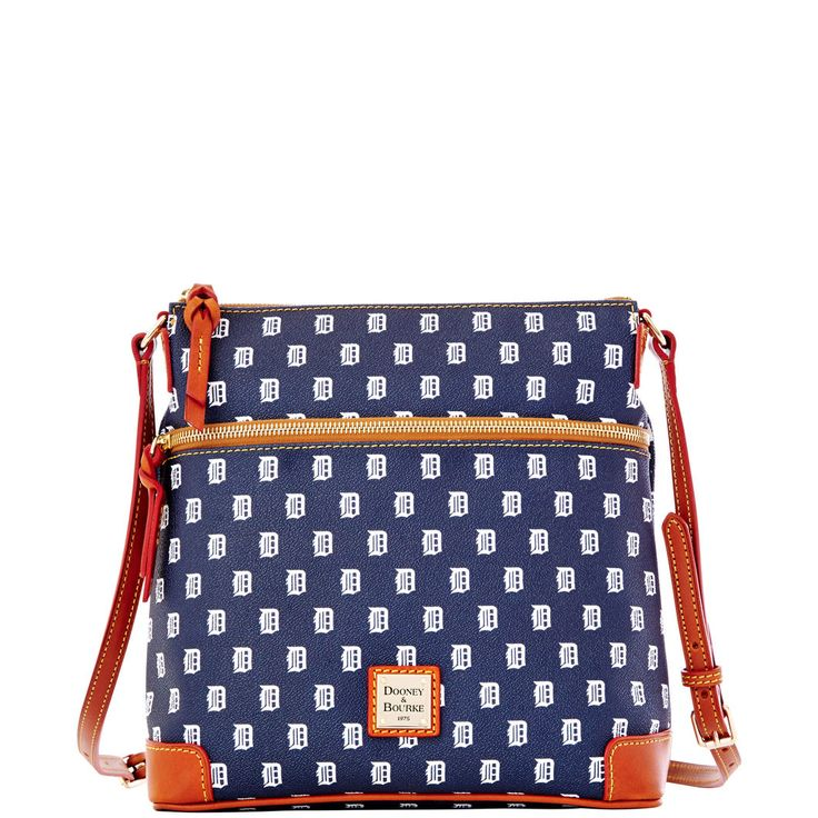 Dooney and Bourke MLB Tigers Crossbody!!! I need this bag!!